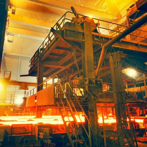 Hydraulic Hoses for Caster areas in integrated steel Plants